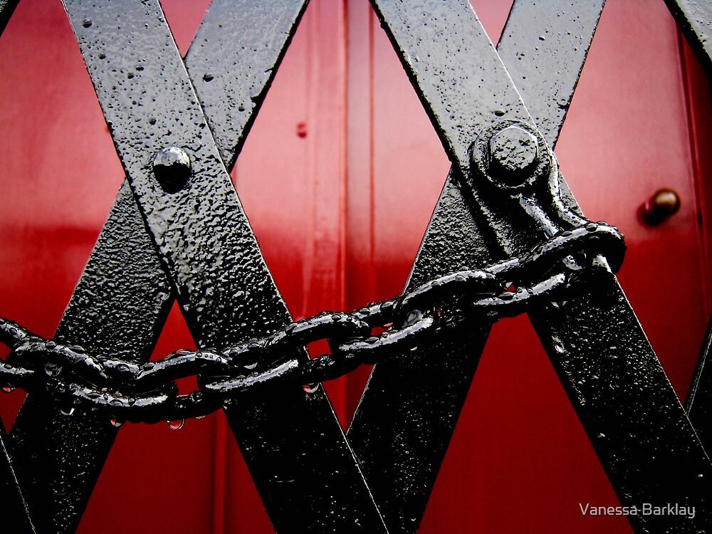 No Entry by Vanessa Barklay
