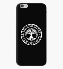 Norse - Yggdrasil White iPhone Case