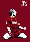 T is for Totti by miniboro