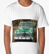 Old Car Long T-Shirt