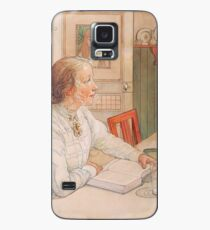 The eldest daughter of the painter 1904 Carl Larsson Case/Skin for Samsung Galaxy