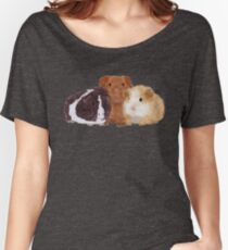 Guinea Pigs Relaxed Fit T-Shirt