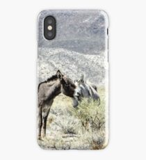 The Meeting iPhone Case/Skin