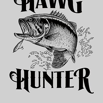Hawg Hunter Bass Fishing by Pixelmatrix