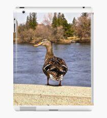 Daft Duck - Ottawa, ON Canada iPad Case/Skin