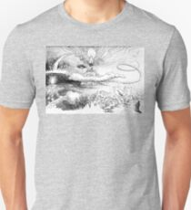 end of days sketch Unisex T-Shirt