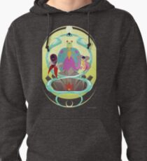 Planetary Guardians Pullover Hoodie