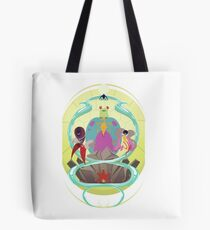 Planetary Guardians Tote Bag