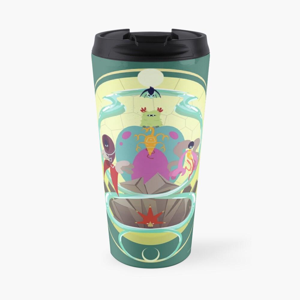 Planetary Guardians Travel Mug