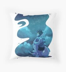 Different Skies Throw Pillow