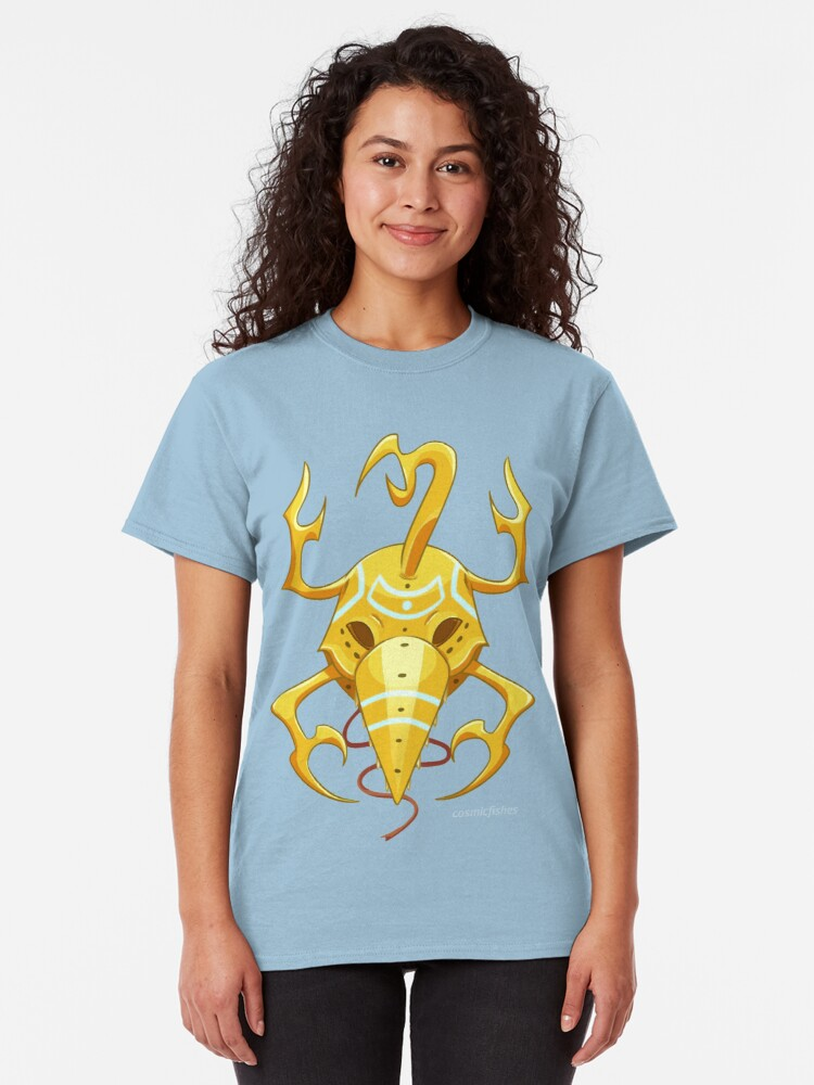 Alternate view of Ciante mask Classic T-Shirt