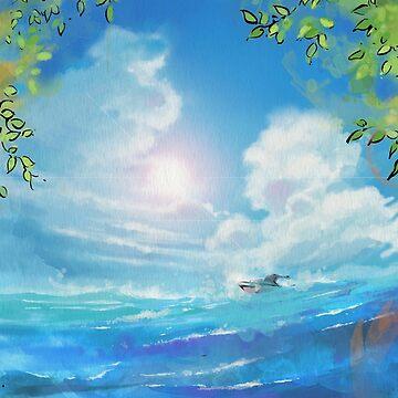True Ocean Era No. 3  by Mycks