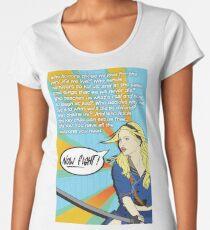 Sucker Punch quote Women's Premium T-Shirt