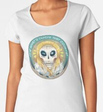 Madame Lich  Women's Premium T-Shirt
