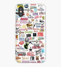 Musical Logos (Cases, Duvets, Books, Clothes etc) iPhone Case