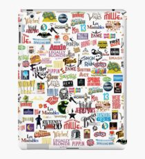 Musical Logos (Cases, Duvets, Books, Clothes etc) iPad Case/Skin