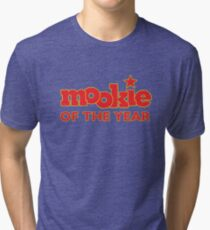 Mookie Betts - Mookie of the Year Tri-blend T-Shirt