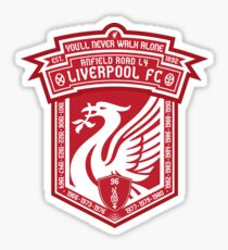 Liverpool FC - Alternate Badge Sticker