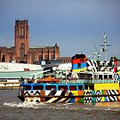 Ferry Cross The Mersey 3 by Paul Reay