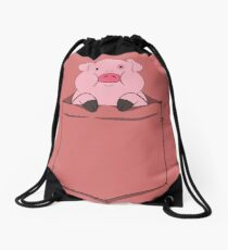 Waddles Drawstring Bag