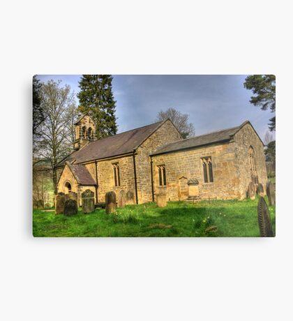 All Saints Church - Hawnby North Yorkshire #1 Metal Print