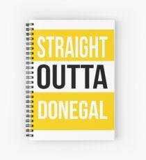 Donegal Spiral Notebook