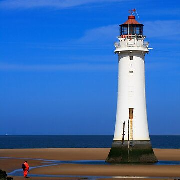 New Brighton Lighthouse by Paulsr
