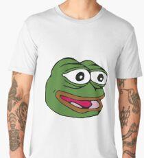 pepe frog Men's Premium T-Shirt