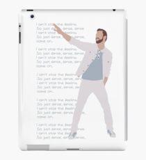 Justin T iPad Case/Skin