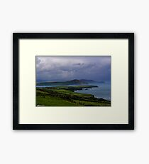 View of Dingle, Co. Kerry Framed Print