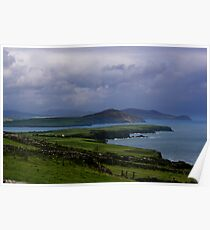 View of Dingle, Co. Kerry Poster