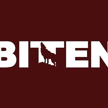 Bitten by televisiontees