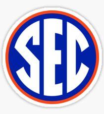 Florida Gators SEC Logo Sticker