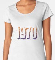 48th Birthday Unisex Distressed T Shirt 70s Vintage 1970s Women's Premium T-Shirt