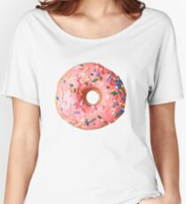 Donut Women's Relaxed Fit T-Shirt