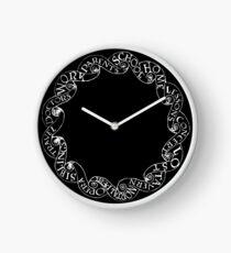 Weasley Clock Clock
