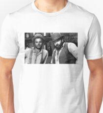 TRUE HEROES (MONOCHROME) Unisex T-Shirt