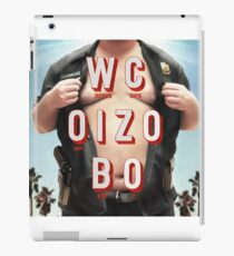 Mr. Oizo - Wrong Cops iPad Case/Skin