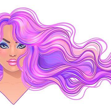 Pinky Princess by varka