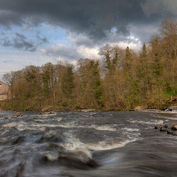 Aysgarth Falls 2 by tommysphotos