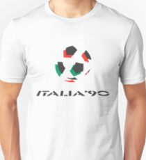Italia 90 Logo Unisex T-Shirt
