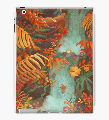 Flora and Fauna iPad Case/Skin