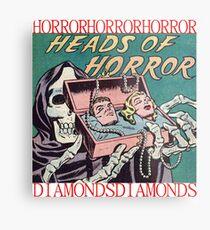 Retro comics Metal Print