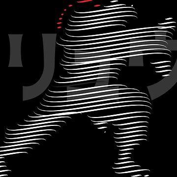 Ryu - Street Fighter by raidan1280