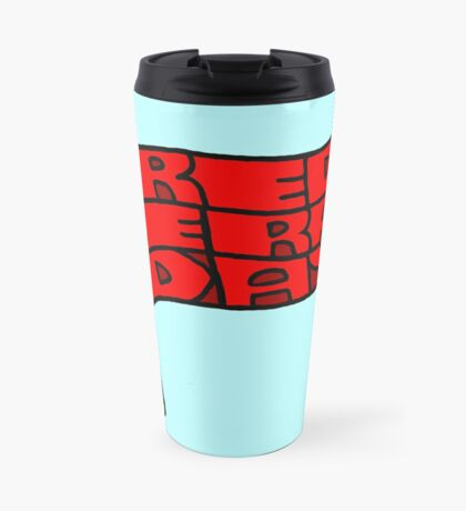 Red Era Day Travel Mug