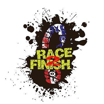 5k Race 10k Trail Race by Krysiewicz