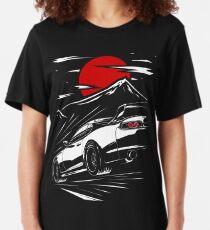 Toyota Supra MKIV   Haruna Slim Fit T-Shirt