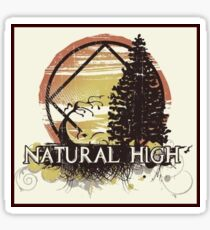 Narcotics Anonymous ~ Natural High Sticker
