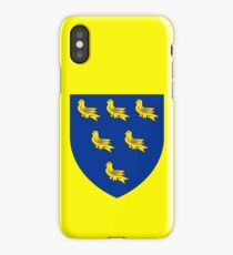 Coat of Arms of Sussex, England iPhone Case