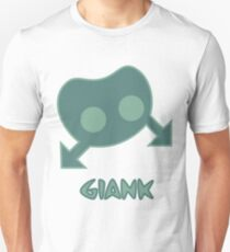 Official GIANK (Blinx: The Time Sweeper) Unisex T-Shirt